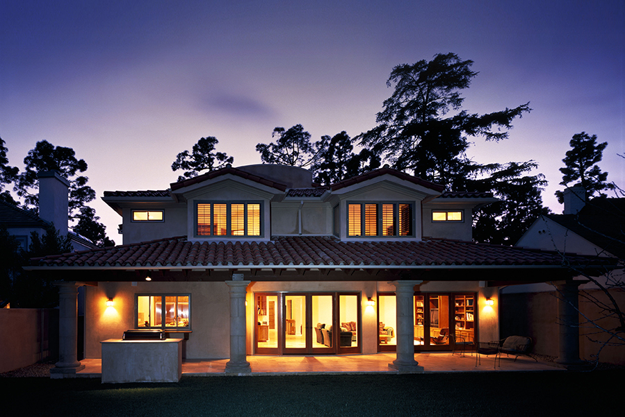 night house-extra tall